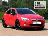 Vauxhall Astra ACTIVE LIMITED EDITION Rear Sensors 18 Alloys