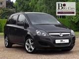 Vauxhall Zafira 16i EXCLUSIV