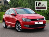 Volkswagen Polo MATCH Privacy Glass Aux-in