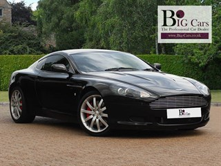 Click here for more details about this Aston Martin DB9 V12 Sportshift Sat Nav
