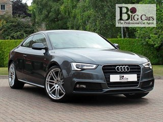 Click here for more details about this Audi A5 TFSI S LINE SS Bluetooth