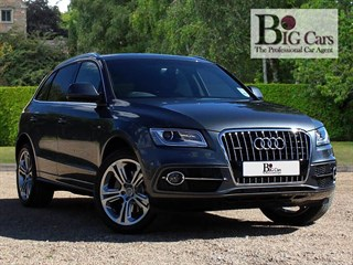 Click here for more details about this Audi Q5 TDI Quattro S-Line HD Sat Nav