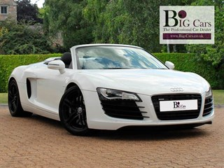 Click here for more details about this Audi R8 SPYDER V8 QUATTRO R-TRONIC