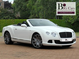 Click here for more details about this Bentley Continental GTC SPEED Naim Audio Neck Warmer Heated Wheel