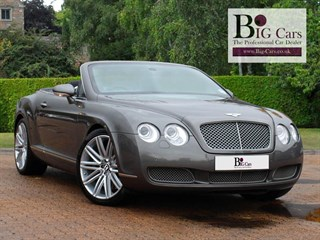 Click here for more details about this Bentley Continental GTC Sat Nav CD Changer