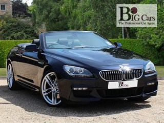 Click here for more details about this BMW 640d M Sport Surround View Sat Nav
