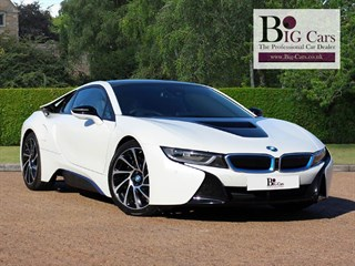 Click here for more details about this BMW i8 i8 Pure Impulse Design Package
