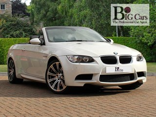Click here for more details about this BMW M3 DCT Convertible FSH