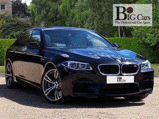 Click here for more details about this BMW M5 DCT Extensive Spec