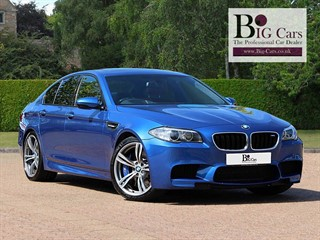 Click here for more details about this BMW M5 Sat Nav Sunroof Harman Kardon HUD