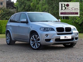 Click here for more details about this BMW X5 XDRIVE30D M SPORT Sat Nav
