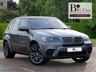 Click here for more details about this BMW X5 M 50D Panoramic Sunroof Huge Spec