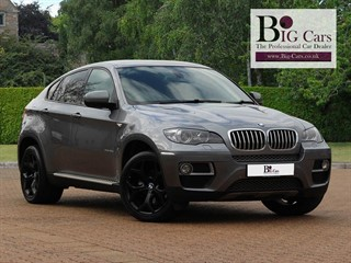 Click here for more details about this BMW X6 XDRIVE40D 5 Seats Full Leather Sat Nav