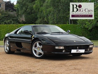 Click here for more details about this Ferrari F355 BERLINETTA F1 LHD Fiorano Handling Pack