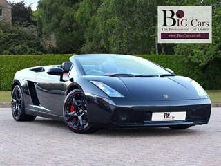 Click here for more details about this Lamborghini Gallardo V10 SPYDER E-Gear Lifting Gear