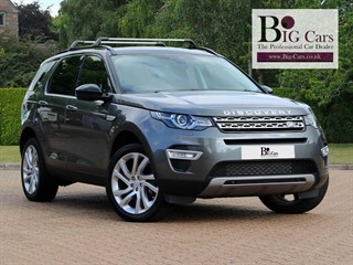 Click here for more details about this Land Rover Discovery Sport SD4 HSE LUXURY Sat Nav Panoramic Roof 7 Seats