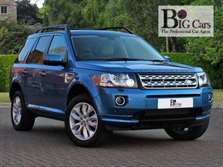 Click here for more details about this Land Rover Freelander SD4 HSE Auto Sat Nav