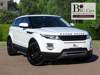 Click here for more details about this Land Rover Range Rover Evoque SD4 PURE TECH Sat Nav Meridian
