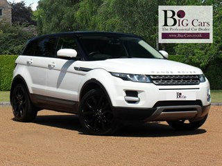 Click here for more details about this Land Rover Range Rover Evoque SD4 PURE TECH Auto Meridian DAB Radio