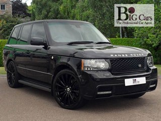 Click here for more details about this Land Rover Range Rover TDV8 AUTOBIOGRAPHY
