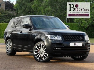 Click here for more details about this Land Rover Range Rover TDV6 VOGUE Massive Spec Meridian