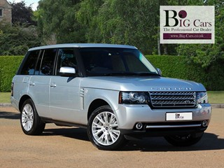 Click here for more details about this Land Rover Range Rover TDV8 WESTMINSTER Extensive Spec