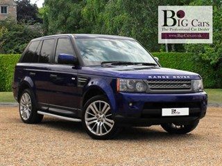 Click here for more details about this Land Rover Range Rover Sport TDV6 HSE Sat Nav Extensive Spec