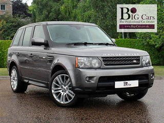 Click here for more details about this Land Rover Range Rover Sport TDV6 HSE Harman Kardon Reverse Camera