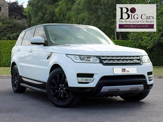 Click here for more details about this Land Rover Range Rover Sport SDV6 HSE SAT NAV Keyless EntryStart