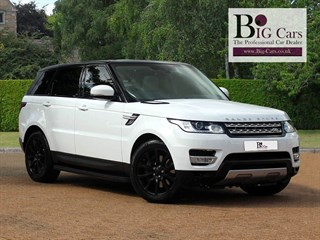 Click here for more details about this Land Rover Range Rover Sport SDV6 HSE Reverse Camera Aux-in USB