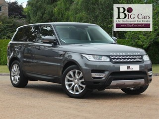 Click here for more details about this Land Rover Range Rover Sport SDV6 HSE Reverse Camera Sat Nav USB