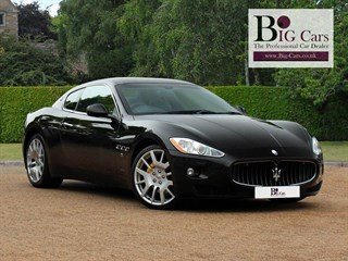 Click here for more details about this Maserati Granturismo V8 Sat Nav Bluetooth Bose