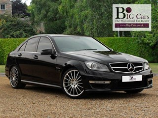 Click here for more details about this Mercedes-Benz C63 AMG EDITION 125 Sat Nav Huge Spec