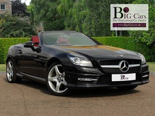 Click here for more details about this Mercedes-Benz SLK200 BLUEEFFICIENCY AMG SPORT