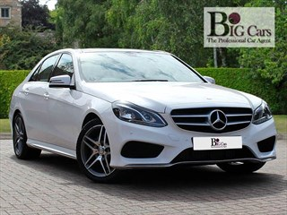 Click here for more details about this Mercedes-Benz E220 CDI AMG SPORT Virtually New