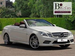 Click here for more details about this Mercedes-Benz E350 CDI BLUEEFFICIENCY SPORT