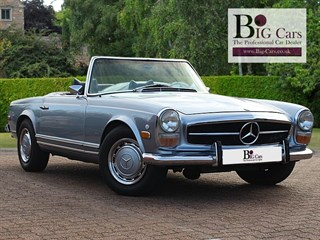 Click here for more details about this Mercedes-Benz 280SL PAGODA LHD Automatic
