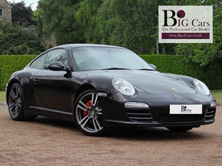 Click here for more details about this Porsche 911 CARRERA 4S PDK Sat Nav Bose