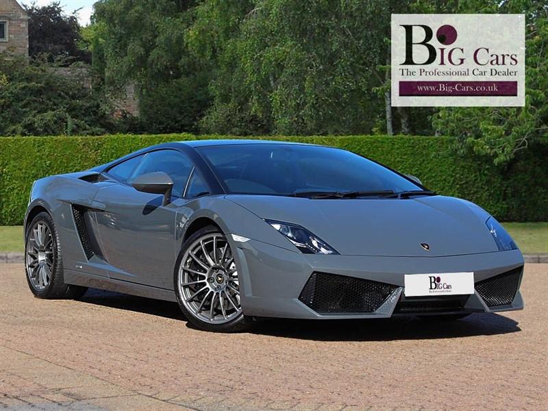 used Lamborghini Gallardo V10 Coupe Bicolore Special Edition in chelmsford-essex