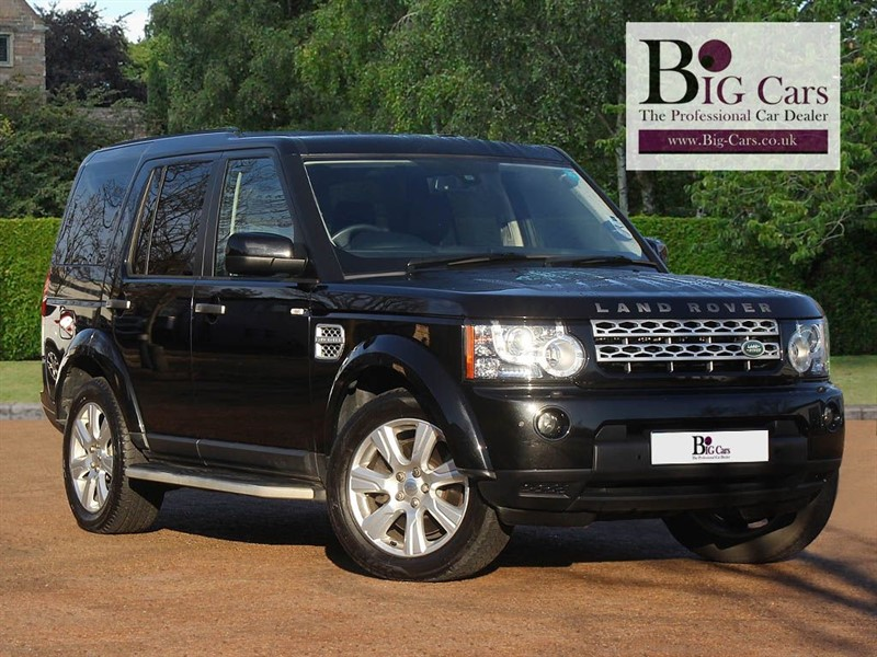 used Land Rover Discovery 4 SDV6 HSE, Sunroof, Harman Kardon, Sat Nav in chelmsford-essex