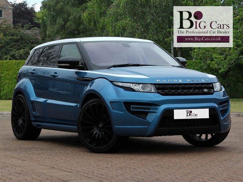 used Land Rover Range Rover Evoque Si4 ONYX, Sat Nav, Meridian, Pan Roof in chelmsford-essex