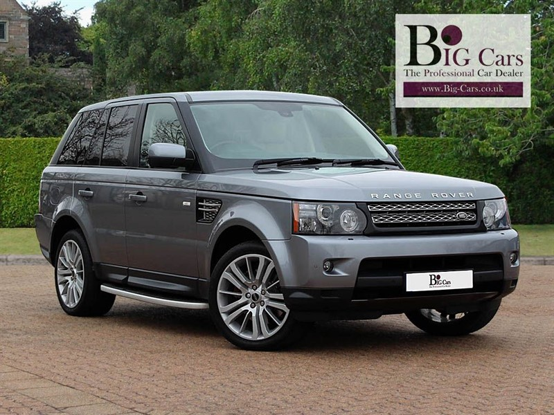 used Land Rover Range Rover Sport SDV6 HSE, Harman/Kardon, Reverse Camera in chelmsford-essex
