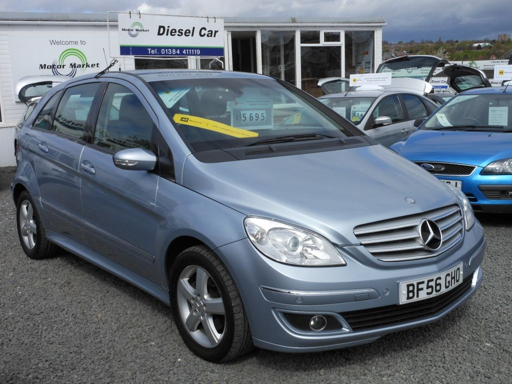 used mercedes b200 cdi for sale west midlands. Black Bedroom Furniture Sets. Home Design Ideas