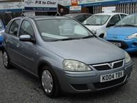 Used Vauxhall Corsa DESIGN 16V