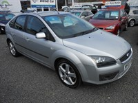 Used Ford Focus ZETEC CLIMATE TDCI