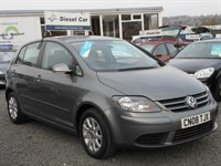 Used VW Golf Plus LUNA TDI