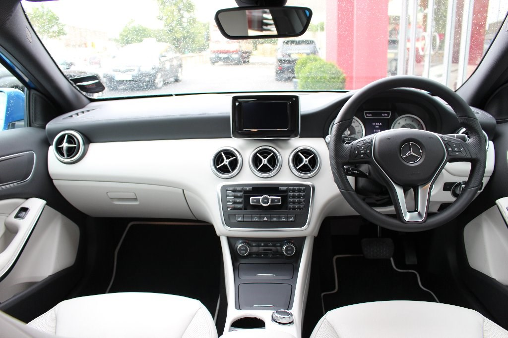 Interior Mercedes A Class Forum Page 1