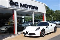 Used Alfa Romeo 4C 1.75 TBi Launch Edition 2dr TCT 1 OF 500 EVER MADE