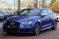 Used Audi S3 TFSI S Tronic Quattro 3dr