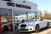 Used Bentley Continental GTC Speed 2dr 4WD